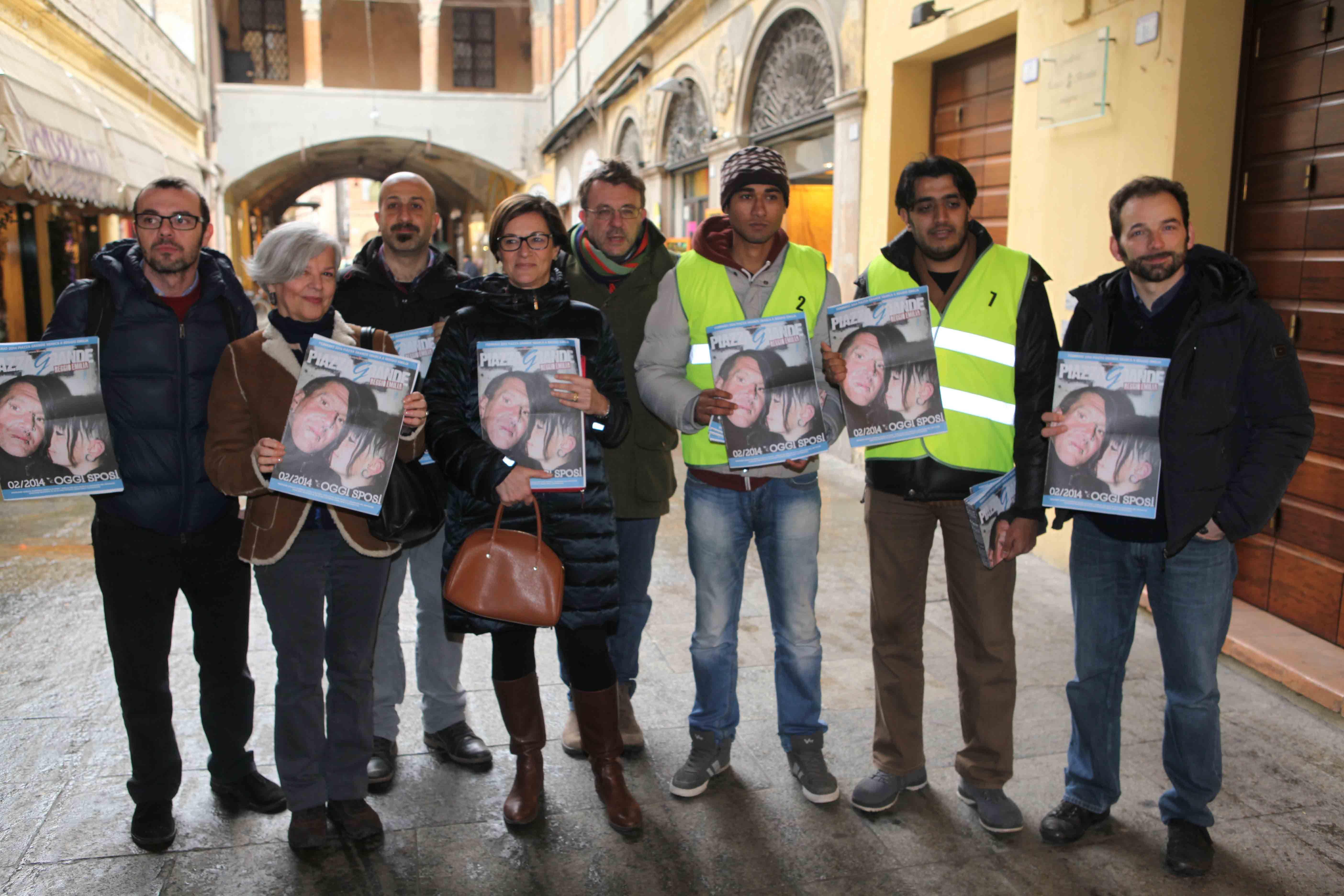PIAZZA GRANDE Reggio Emilia