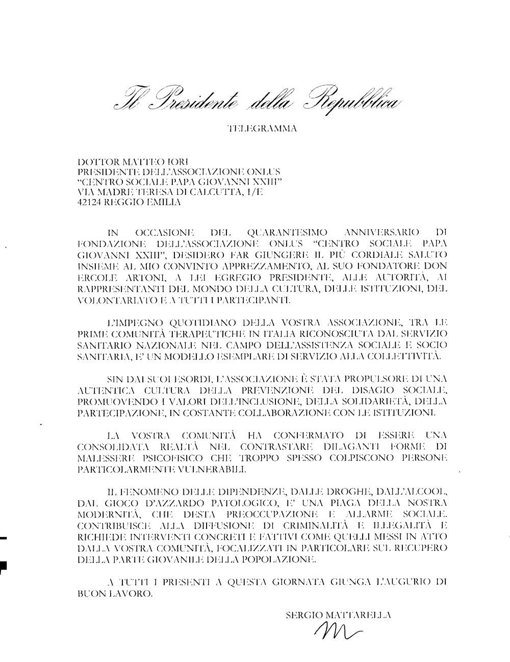 lettera-del-Presidente-della-Repubblica