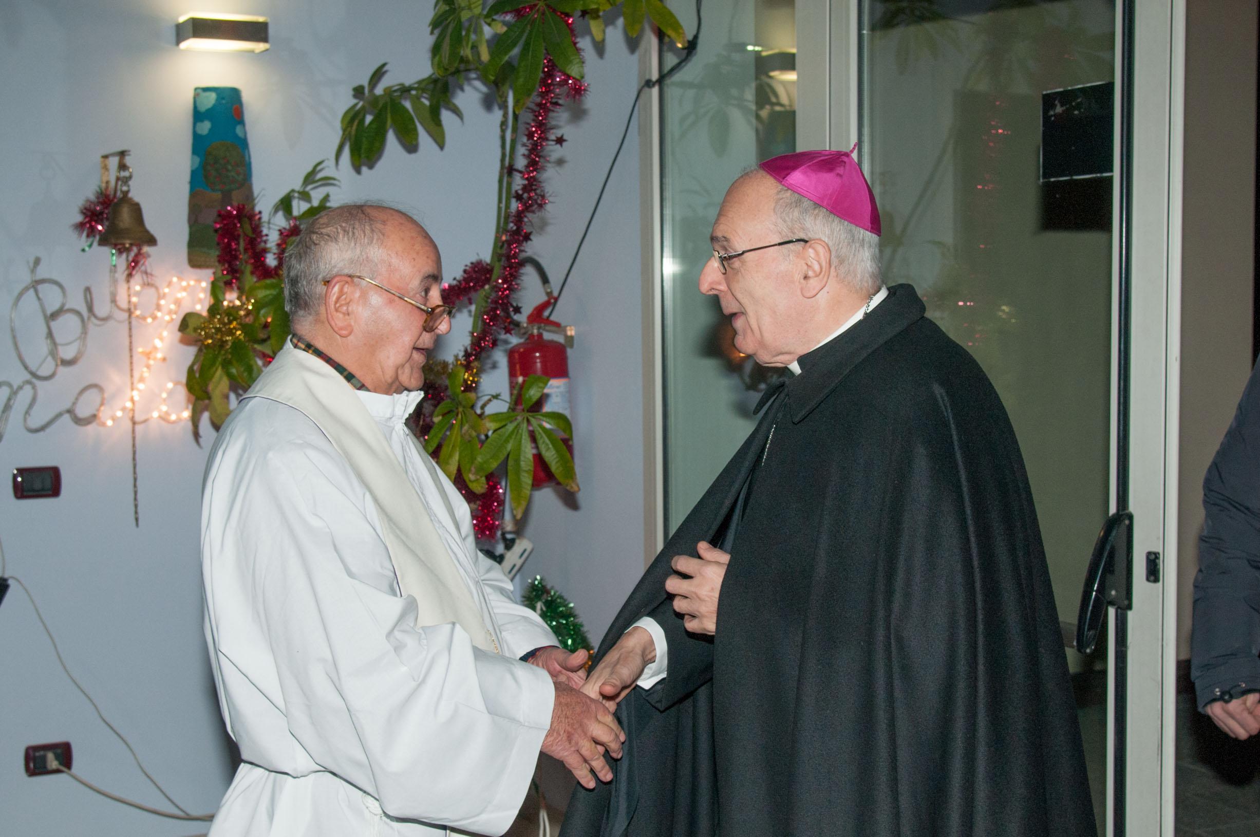 visita vescovo massimo